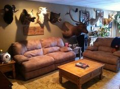 1000 Images About Outdoorsman Man Cave Decor On Pinterest