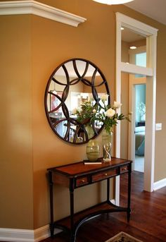 Entryway Decorations : IDEAS INSPIRATIONS: Decorating Your Foyer
