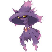 Mismagius I love this Pokemon sooooo much ^-^