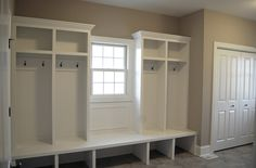 cubby ideas | Cubbies decorating ideas for Laundry Room Traditional design ideas…