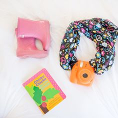 👀ing for that awesome 🎁 for your kiddo this holiday season...how about a kiddie Camera Scarf to go with their Polaroid 📸💗 www.thecamerascarf.com 📷  📽️Watch our YouTube video at: https://youtu.be/KnWdENfHIks   #camerascarf #thecamerascarf #etsygifts