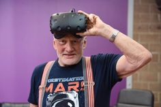 SXSW 2017: Astronaut Buzz Aldrin Discusses Space and VR