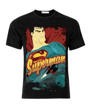 Superman Rock T-shirt We Movie, Film Movie, Movies, Movie Shirts, Rock T Shirts, Superman, Cool Outfits, Mens Tops, Clothes