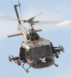 UH-1 Gunship