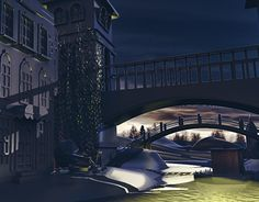 """Check out new work on my @Behance portfolio: """"Wips_Environment"""" http://be.net/gallery/50924251/Wips_Environment"""