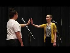 """""""Two Sides of the Same Mirror"""" by Simmons College (CUPSI 2015) - YouTube"""