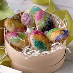 Easter Egg Cookies from Land O'Lakes