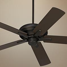 "52"" Casa Vieja Paseo ENERGY STAR® Bronze Ceiling Fan"