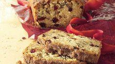 cranberry apple nut bread