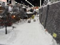 Model Railway Winter Impression