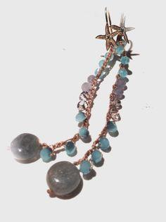annaNì: annaNì bijoux labradorite e turchese