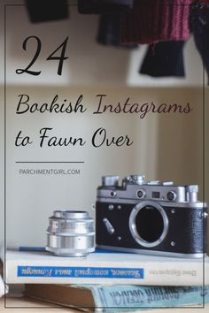 Need a shot of bookish wonder? Check out these 25 stunning bookstagram accounts !
