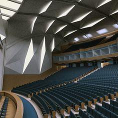 Auditorium Theater 3D Model - 3D Model