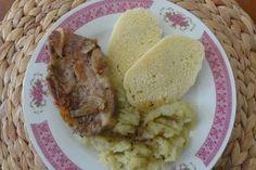 Jak připravit kedlubnové zelí   recept Mashed Potatoes, Grains, Treats, Ethnic Recipes, Whipped Potatoes, Sweet Like Candy, Goodies, Smash Potatoes, Seeds