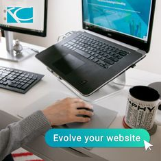 Are you regularly evaluating the content on your website? As our businesses grow and evolve so should our websites! Make sure to take a look at your website content and revise periodically to keep it fresh and current. #uptodate #revise #keepitfresh #website #websitecontent #evolve #update #marketing #marketingtip #TiffanyCoxDesign