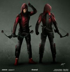 Thea red arrow - Google Search