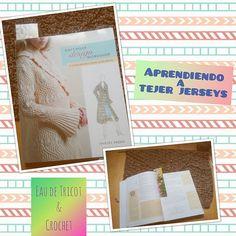 Con el libro de Shirley Paden aprendiendo a tejer jerseys y a entender y modificar patrones // With Shirley Paden's book I'm really learning to knit pullovers and modify patterns!  #tejermola #tejeresmisuperpoder #tejemosysomosmodernos #instatejedoras #tejedorasdeinstagram #tricot #dosagujas #jerseys #diseño #libros #knitting #pullovers #design #books #iknitting #instaknitting #iknitters #knittersofinstagram #instaknitters #baftani