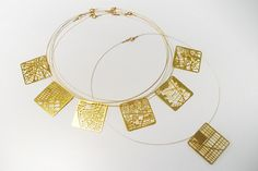 Map Jewelry- Map Jewelry Of New York, San Francisco, London, And More