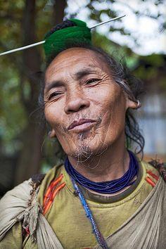 Bangni tribe, Arunachal Pradesh,. people photography, world people, faces
