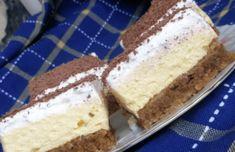 Najbolji domaći recepti za pite, kolače, torte na Balkanu Baking Recipes, Cookie Recipes, Dessert Recipes, Kolaci I Torte, Czech Recipes, Croatian Recipes, Protein Foods, Sweet And Salty, No Bake Cake