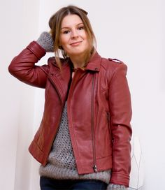 Le perfecto bordeaux … | Blog Mode - The Working Girl