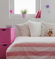 Reaproveite peças do antigo cômodo para o quarto do seu filho
