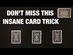 Do you want to make your family and friends fascinated by your enthralling magic trick performance? You could fulfill your wish by acquiring easy card magic tricks. As magic tricks are the most enticing skill that people dream to Magic Tricks Videos, Magic Tricks Illusions, Magic Tricks For Kids, Magic Card Tricks, Learn Card Tricks, Coin Tricks, Learn Magic, Sleight Of Hand, Very Clever