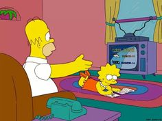 Super Bowl XLVIII: Broncos 19 - Seahawks 14 ~ The Simpsons predicted it! (Season 17) episode from 2005. :-)