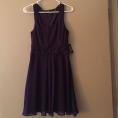 Purple Forever 21 Dress Never worn! New with tags! Forever 21 Dresses