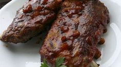 Scott Hibb's Amazing Whisky Grilled Baby Back Ribs - Best Food Recipes Grilled Baby Back Ribs, Baby Back Pork Ribs, Rib Recipes, Grilling Recipes, Cooking Recipes, Grilling Ideas, Recipies, Dinner Recipes, Healthy Recipes