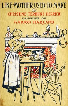 Like mother used to make Retro Recipes, Old Recipes, Vintage Recipes, Cookbook Recipes, Cooking Recipes, Cooking Bacon, Recipies, Cooking Games, Family Recipes