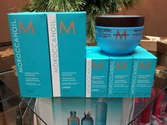 Styling essentials from Moroccanoil