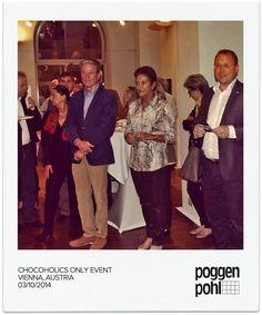 Chocoholics Only Event VIENNA, AUSTRIA