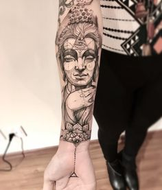 Тату мастер Lincoln Lima черно-белые скетч татуировки | Tattoo artist Lincoln Lima black sketch tattoo