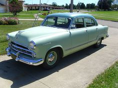 Dodge :  Cloth 1953 Dodge Coronet 4-dr All Original Barn Find Incrediable Condition Look - http://www.usabarnfinds.com/?p=645
