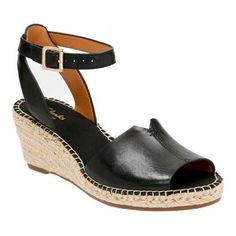 Women's Clarks Petrina Selma Ankle Strap Sandal Full Grain Leather (US Women's 5 M (Regular))