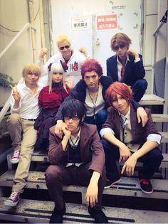 K Project, Naruto Cosplay, Stage Play, Bungo Stray Dogs, Photo S, Fandoms, Japanese, Poses, Actors