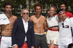 Constance Jablonski Photos - Tommy Hilfiger And Rafael Nadal Launch Global Brand Ambassadorship - Zimbio