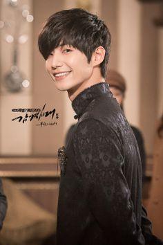 mo il hwa AKA Song Jae-Rim