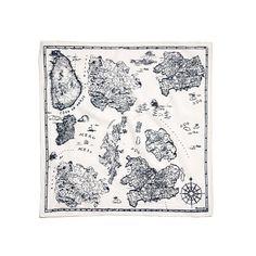 Mapview bandana, Madewell. | $18.50