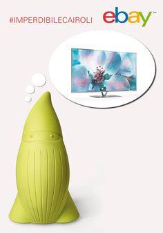 Perché un nano e una tv? #ImperdibileCairoli