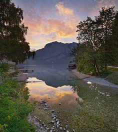 Lake District, Austria, Beautiful Places, Images, Photos, Country Roads, Mountains, Nature, Travel
