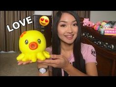 MY NEW FAVORITE SQUISHIES! - YouTube Big Squishies, Virtual Pet, Love My Family, Play Dough, Shopkins, Slime, Sydney, Giveaway, Iphone Cases