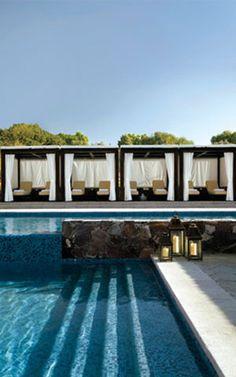 Sense Spa, Rosewood Resort, San Miguel de Allende, Mexico.