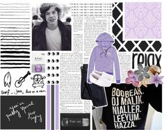 """I'd like to make myself believe, that planet earth turns, slowly"" by leigh-loves-1d ❤ liked on Polyvore"
