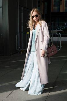 - Street style : le look oversize pile dans la tendance  - Elle