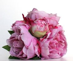 Handmade peony bouquet. $40