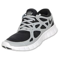 I hear that Nike Free Run shoes are really good for your back and knees. I should invest in a pair.
