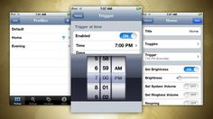 How to Make Your iPhone Read Your Mind. Forget Siri. Talking to your iPhone is cool, but you still have to tell it what to do. Wouldn't it be better if your phone could just read your mind? With a few tweaks, you can make a jailbroken iPhone automatically turn off the passcode when you're at home, turn off notifications when it's placed face down, or even change the brightness on a schedule you create.