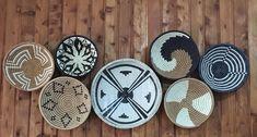 Rwanda Peace Baskets for wall hanging – Mama Zuri Style